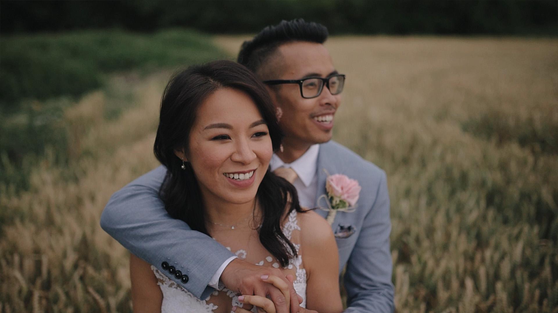 JARA & LETY wedding clip